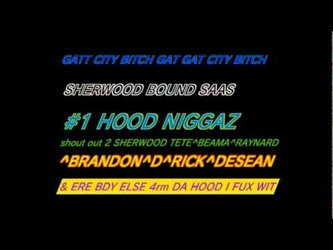 GATT CITY BITCH