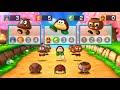 Фрагмент с начала видео - Mario Party 10 Coin Challenge #21 Daisy vs Peach vs Mario vs Rosalina Gameplay (2 Player)