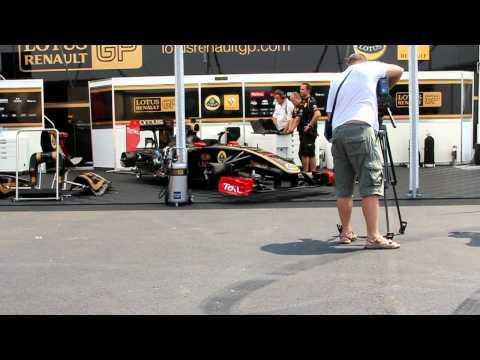 Formula Sochi festival russian anthem played by LRGP