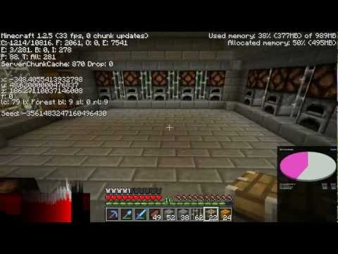 Etho Plays Minecraft - Episode 199: Furnace Tweaking