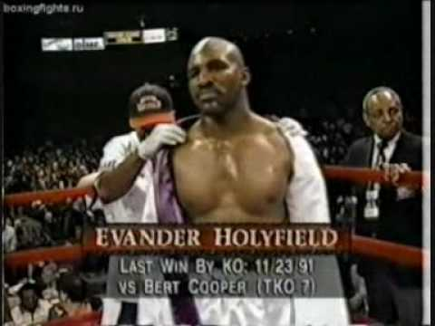 Evander Holyfield vs Bobby Czyz - Part 1 of 3