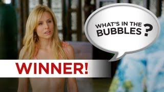 Forgetting Sarah Marshall Winner - What's in the Bubbles? HD