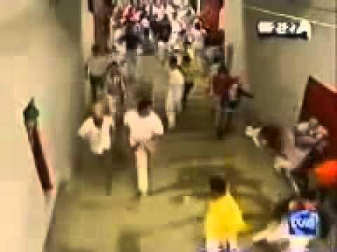 Encierro San Fermín   9 de Julio de 2004 360p