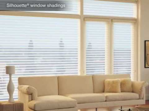 Privacy & Light Control - Hunter Douglas Window Fashions