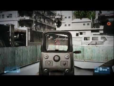 Battlefield 3(Ultra Settings) - GTX 550 TI