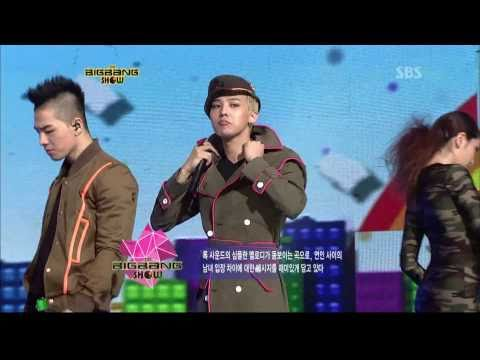 BIGBANG_0228_SBS THE BIGBANG SHOW_WHAT IS RIGHT