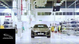 Jaguar перевел F-Type на четыре цилиндра