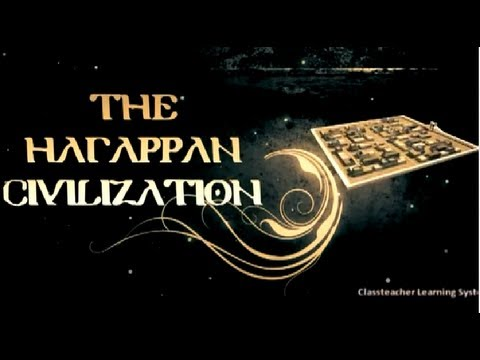 Harappan Civilization- In The Earliest Cities (Class VI, Class 6th) History