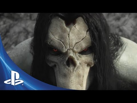 E3 2012 - Darksiders 2 Trailer