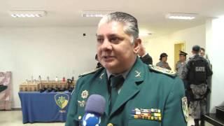 PASSAGEM DO COMANDO GERAL DA POL�CIA MILITAR DE ROND�NIA