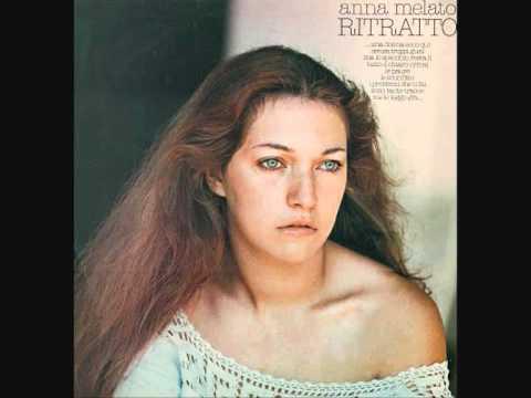 ANNA MELATO - Ritratto (1977)