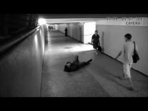 Watch Karate Girl! Teen Girl Beat$ Robber