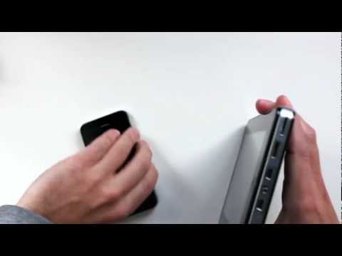 Android Tablet PC Sigma MID-S7 vs iPhone4