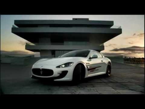 2012 Maserati GranTurismo MC Stradale Official Trailer