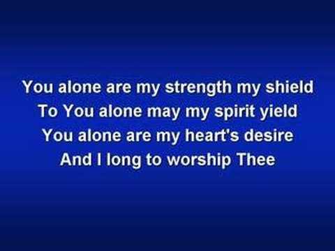As the Deer (worship video w/ lyrics)