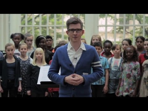 Gareth Malone teaches you the finale to Hot House