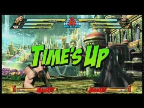 Marvel vs Capcom 3: Zero Damage!