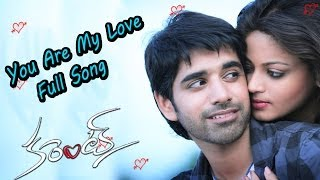 You Are My Love Full Song ll Current