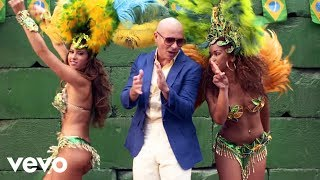 Pitbull ft. Jennifer Lopez & Claudia Leitte - We Are One (Ole Ola) Official Video]