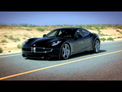 First Test: 2012 Fisker Karma