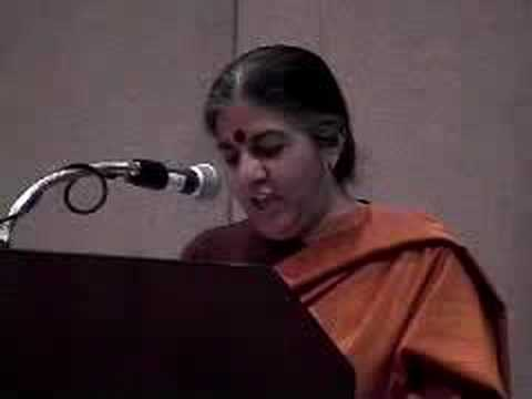 Vandana Shiva on Terminator Seed - Part 3