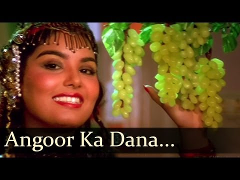 Angur Ka Dana Hon - Salman khan - Chandni - Sanam Bewafa - Bollywood Item Song