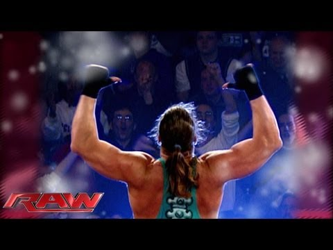 Rob Van Dam returns to WWE in three weeks at Money in the Bank: Raw, June 24, 2013
