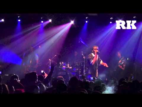 Reggae Music Again / Come Over / One more night (live)
