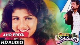 Aho Priya Full Song || Bombay Priyudu