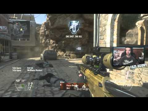 NOT AGAIN! (BO2 Clips & Funny Moments)