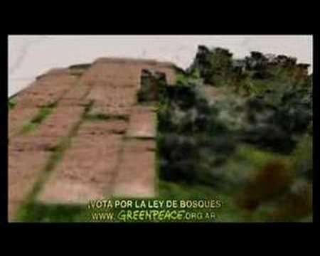 """Lalo Mir - spot """"voto"""" - Ley de Bosques"""