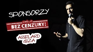 Giza - Sponsorzy {stand-up}