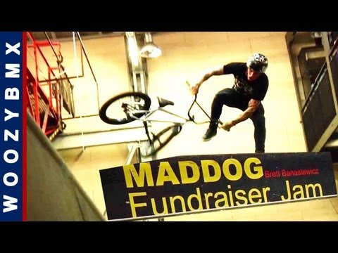 MADDOG BMX JAM (Mark Webb, Mike Wuerzinger, Paul Thoelen and many more)