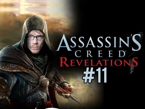 Hank Plays Assassin-s Creed ReVLOGations #11 - DIED