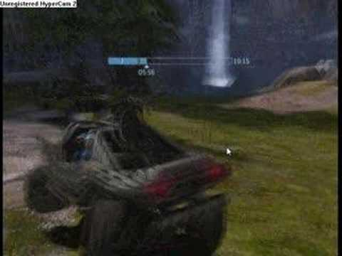 halo 3 the flying vehical glitch tutorial