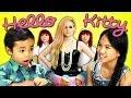 Kids React To Avril Lavigne - Hello Kitty