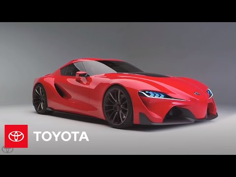 FT-1 Tour: Concept Car Overview | Toyota FT-1