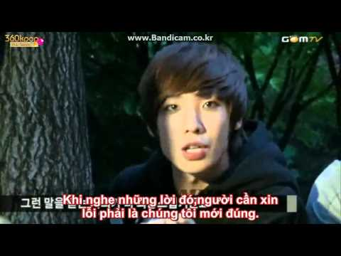 [Vietsub]MBLAQ - Gomtv Making the Artist Ep3 {A+ Team} 2/2
