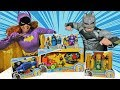 Imaginext DC Super Friends Toy Challenge - Batgirl Vs. Batman !    Toy Review    Konas2002