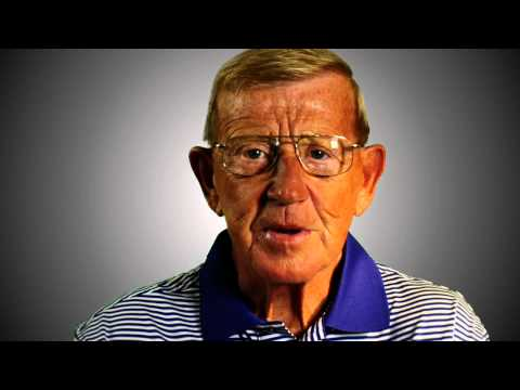 Holtz Relaxation Sessions - 125 Years of Notre Dame Football - Moment #009