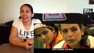 Chak De India - Trailer Cynthia's Reaction