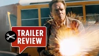 Instant Trailer Review - The Last Stand EXCLUSIVE TRAILER (2013) Arnold Schwarzenegger Movie HD