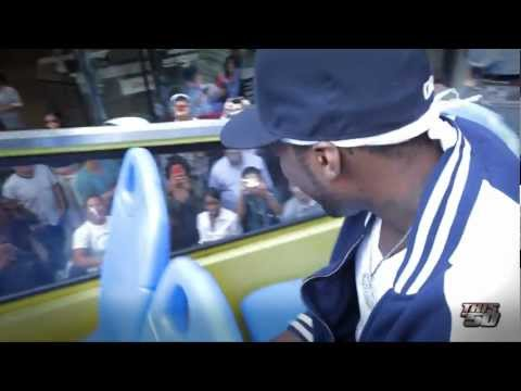 50 Cent Launches Street King in Times Square