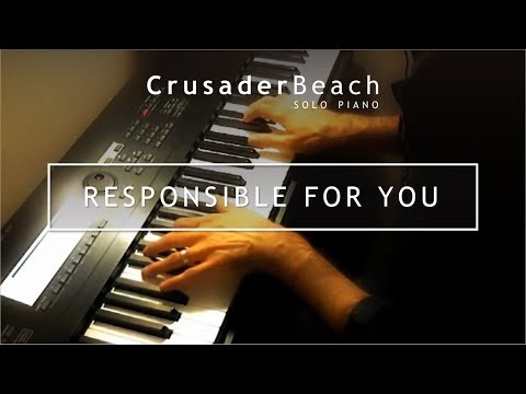 CrusaderBeach - Responsible For You | Beautiful Romantic Piano Instrumental Music