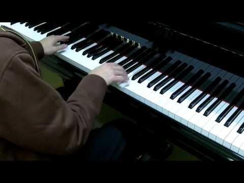 ABRSM Piano 2011-2012 Grade 2 C:3 C3 American Folk Down by the Riverside Exam Version