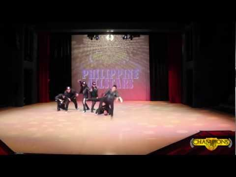 PHILIPPINE ALLSTARS | SET 3 | CHAMPIONS TOUR PERTH 2012