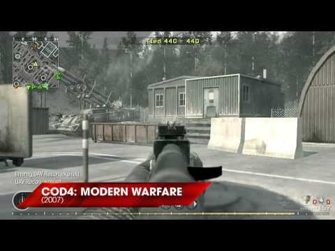 Call of Duty: Multiplayer Evolution Video - UCKy1dAqELo0zrOtPkf0eTMw