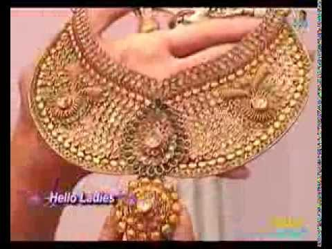 Hello Ladies - Latest Designer jewellery Collection | Vanitha TV
