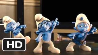 The Smurfs - Happy Montage Music Video (2011) Movie Trailer