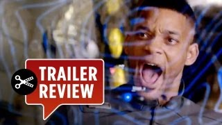 Instant Trailer Review - After Earth Trailer (2013) - Will Smith Movie HD